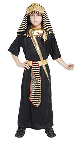 EOZY Ägyptischen Pharao Kostüm Jungen Kinderkostüm Halloween Kostüm Cosplay (Kostüme Jungen Pharao)