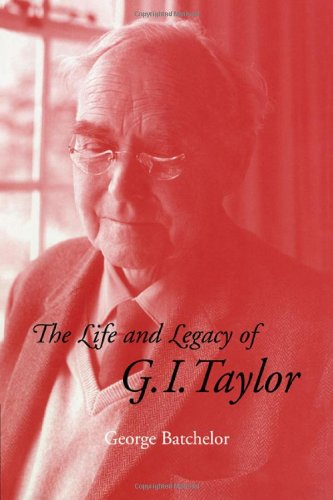 Life and Legacy of G I Taylor for sale  Delivered anywhere in UK