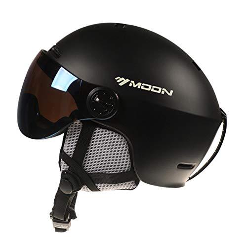 rivenditore di vendita vendita a basso prezzo vendita calda reale 🔝 casco moto con occhiali integrati migliore più venduto ...