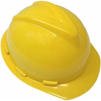 Funny Fashion Elmo giallo casco da cantiere travestimento lavori in corso 8f80132d7bc3