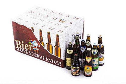 Bier Adventskalender 'Bayerisches Bier'