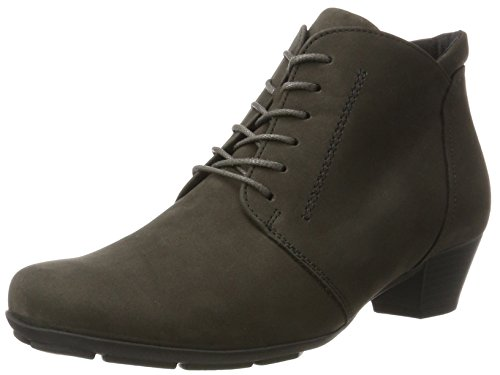 Gabor Shoes Damen Basic Stiefel, Grau (19 Anthrazit), 40.5 EU