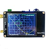 Dailyinshop® Analizzatore di Rete vettoriale per analizzatore di antenne nanovna Piccolo e Portatile Software di Controllo per PC a Onde Corte MF HF VHF