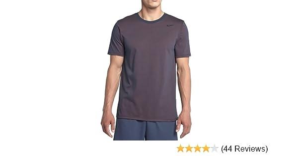 e8801774bebb Nike Herren Dri-Fit Cotton Kurzarm 2.0 T-Shirt  Amazon.de  Sport   Freizeit
