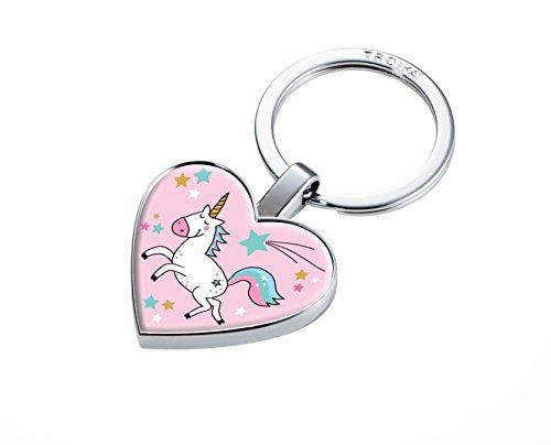 troika-unicorn-kyr22-a175-schlusselanhanger-mit-einkaufswagen-chip-einhorn-suss-niedlich-chip-magnet