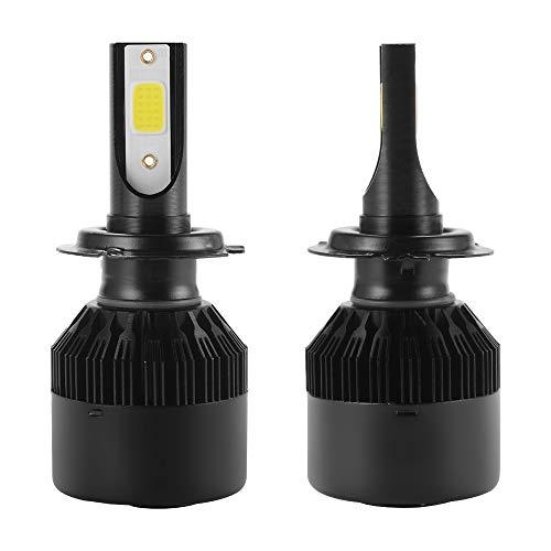 Kreema C9 20000LM 120W LED Auto Faro Veicolo lampadine ad Alta Potenza Built-in Ventola di Raffreddamento lampade Guida Impermeabile Nero per h7