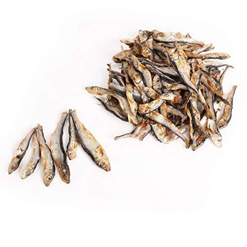 Grobys Futterkiste getrocknete Sprotten kleine Fische, Verpackungseinheit:3 Kilogramm