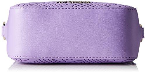 Love Moschino JC4031, Borse a Tracolla Donna, 7x13x18 cm (B x H x T) Viola (lavender)