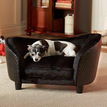 encantado-casa-ultra-plush-snuggle-cama-negro