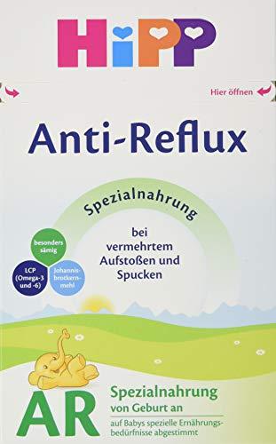 Hipp  Spezialnahrung,  Anti-Reflux Spezialnahrung, 4er Pack (4 x 500 g)
