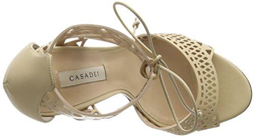Casadei 1l340d, Sandales ouvertes femme Beige - Beige