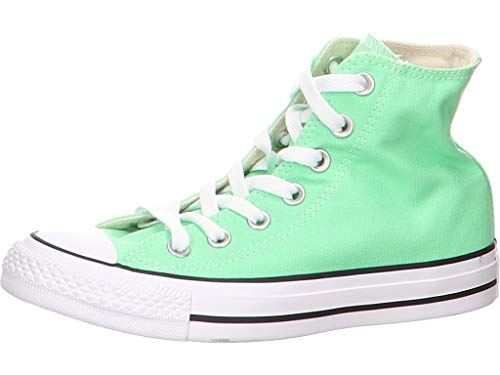 Converse Chuck Taylor All Star - HI Schuhe Mint Green, 37 EU (Converse All Star Hi High Top)