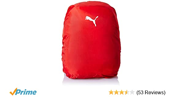 db16db72de82 Puma Packable Rain Cover for Bag- 40L (7534202) (Red)  Amazon.in  Bags