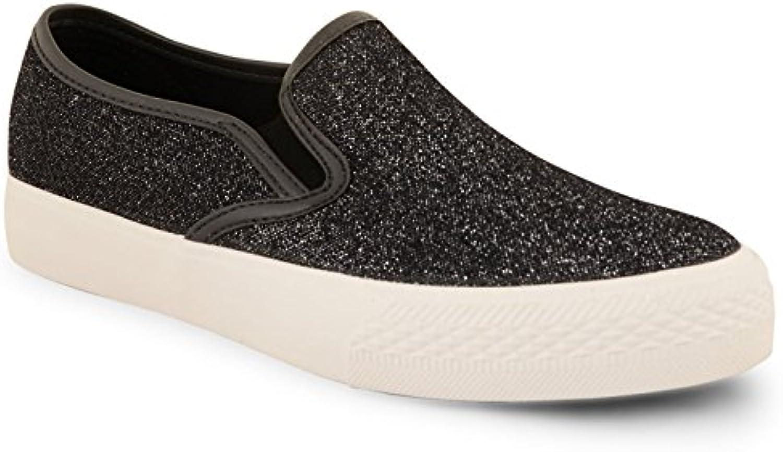Dolcis - Zapatillas de skate mujer, color plateado, talla 5 UK