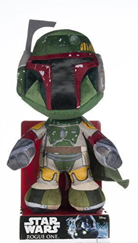 Star Wars Classic Bobafette Soft Toy, 10""