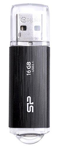 laze B02 16GB USB 3.0 Schwarz USB-Stick - USB-Sticks (USB 3.0 (3.1 Gen 1), USB 3.0, Type-A, 0-70 °C, Kappe, Schwarz) ()