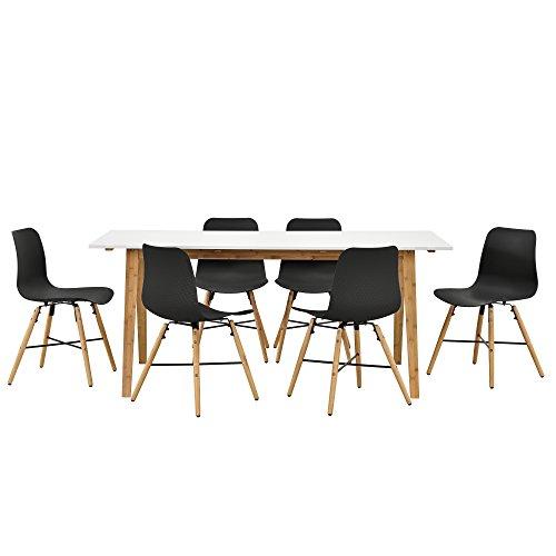 Bambus m bel in gro er auswahl bambus freunde for Design esstisch expo weiss ausziehbar 137 180 cm