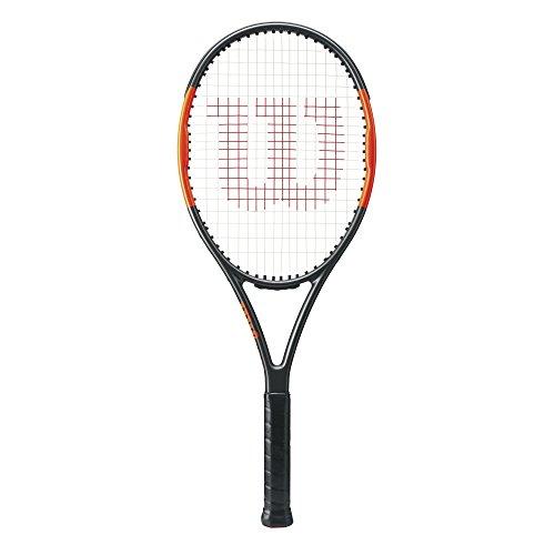 Wilson Raqueta de tenis unisex, Para jugadores de fondo, Para principiantes y expertos