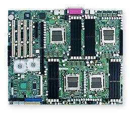 Supermicro H8QME-2+ - server/workstation motherboards (Server, AMD, DDR2-SDRAM, Extended ATX, 1GB, 8GB, 256MB, 4GB, 2GB, 512MB, Dual)
