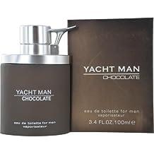 myrurgia Yacht Man Chocolate oalte EDT vaporisateur/Spray para él 100ml