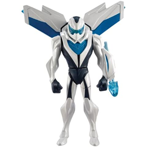 Max Steel - Turbo Flight, figura Deluxe de acción (Mattel Y9516)