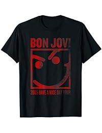 Bon Jovi 2005 Have A Nice Day Tour T-Shirt