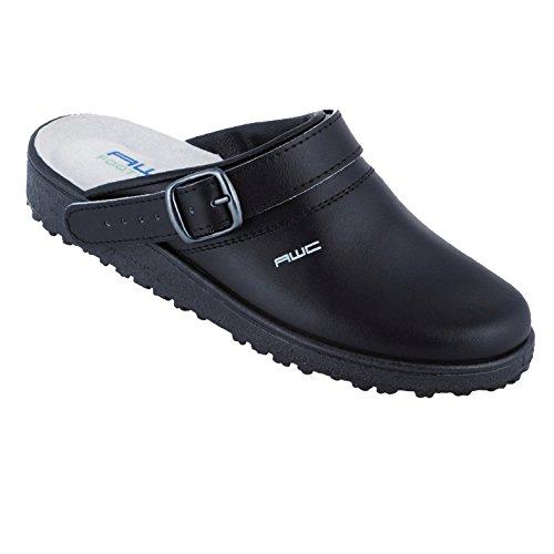 AWC-Footwear Damen Classic Arbeitsschuhe, Schwarz, Size 39