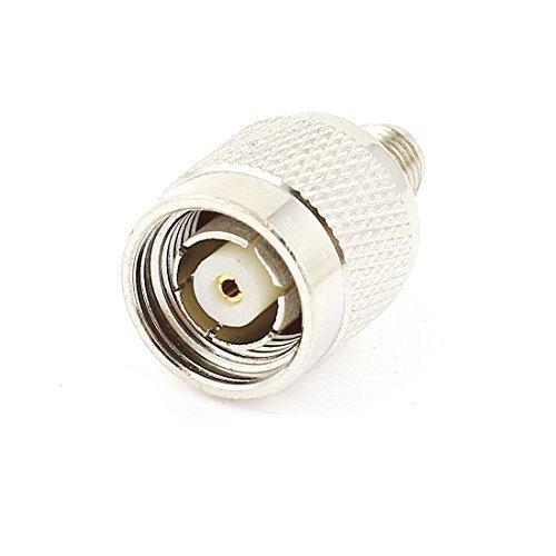 RP-TNC Stecker auf SMA Buchse M / F Gerade Adapter Koaxial kabelverbinder de
