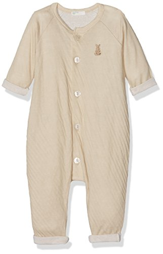 United Colors of Benetton Overall Mono, Beige 312, 68 para Bebés