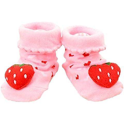 himolla Baby Doll tridimensionale Socks Calzini di cotone per