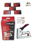 Toolscentre Kangaro Miles Metal Body Ts-623 Staple Gun Tacker With 5000 Staples