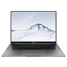 """Huawei MateBook X Pro 1.8GHz i7-8550U Intel® Core™ i7 di ottava generazione 13.9"""" 3000 x 2000Pixel Touch screen Nero, Grigio Computer portatile"""