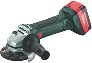 Metabo 18V Cordless Lithium-Ion Power Extreme Angle Grinder (B006DS6VZ6) | Amazon price tracker / tracking, Amazon price history charts, Amazon price watches, Amazon price drop alerts