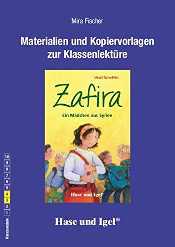 Preisvergleich Produktbild Begleitmaterial: Zafira - Ein Mädchen aus Syrien