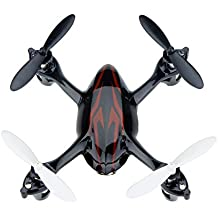 Top ventas X6 2.4 G 4 ch RC Mini FPV Quadcopter juguetes H108C W/2nd 0MP grabación de la cámara