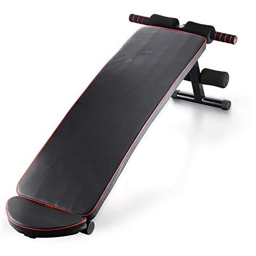 EVERAIE Trainer Addominali, Attrezzature per Il Fitness Sit-up Board Fitness per i Muscoli Addominali Pigri