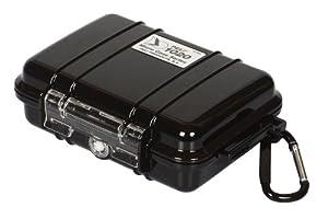 Peli MicroCase 1010 (Couleur: Noir) boite plastique