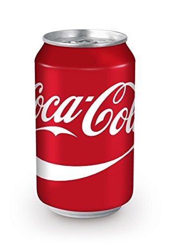 Coca-Cola - Lata 330 ml - [Pack de 12]