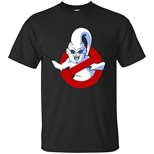 JUNQUANFU Mujer Majin Buu Ghost Camiseta/T Shirt