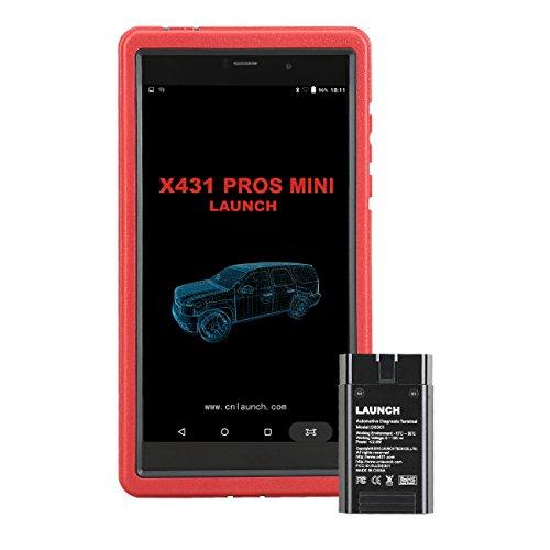 LAUNCH X431 Pro Mini + 2 ans de mise à jour