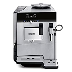 Siemens EQ.8 series 300 TE803509DE Kaffeevollautomat (1100 Watt, Cappuccinatore) edelstahlfront/schwarz