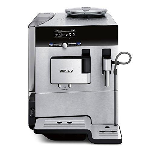 Siemens TE803509DE Kaffeevollautomat EQ.8 series 300 (Cappuccinatore) Edelstahlfront/schwarz