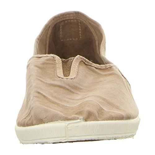 Natural World Herren 305E Sneaker 621 Braun Enz Espadrilles Beige