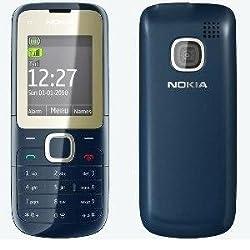 Nokia C2-00 (Black)