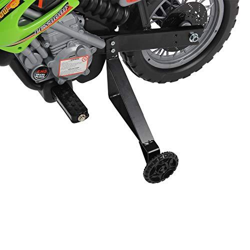 2c8d97786 Moto Electrica Infantil Bateria 6V Recargable Niños 5 Años Cargador ...