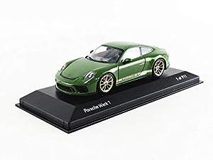 Construtor - Coche en Miniatura de colección, WAX020200W1, Color Verde