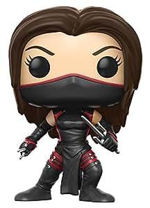 Funko - Figurine Marvel Daredevil TV - Elektra Pop 10cm - 0889698110952