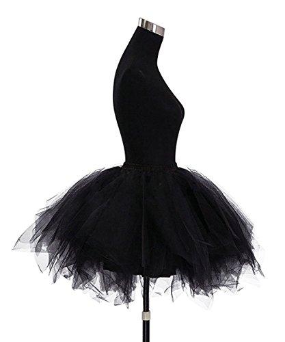 Find Dress Femme Tutu Jupes de Bal/Ballet- Beaucoup de Couleurs Rose-Jaune