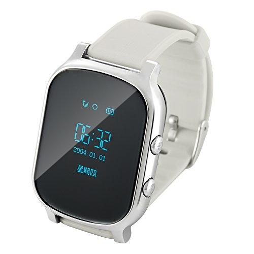 Supplylink Smart Armbanduhr GPS + GSM SOS Position Locator Tracker Für Kinderältester Anti-verloren