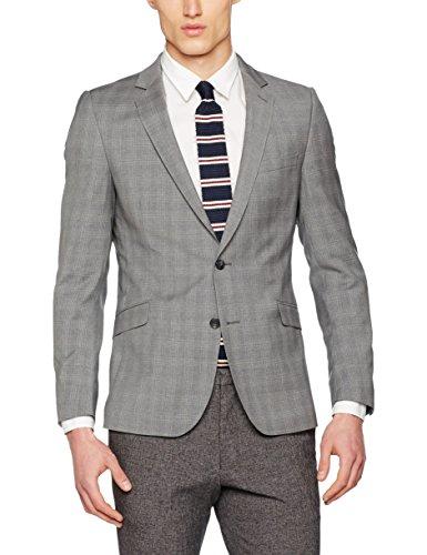 Strellson Premium 11 Allen 10002088, Vestes de Costume Homme Grau (Grau 036)